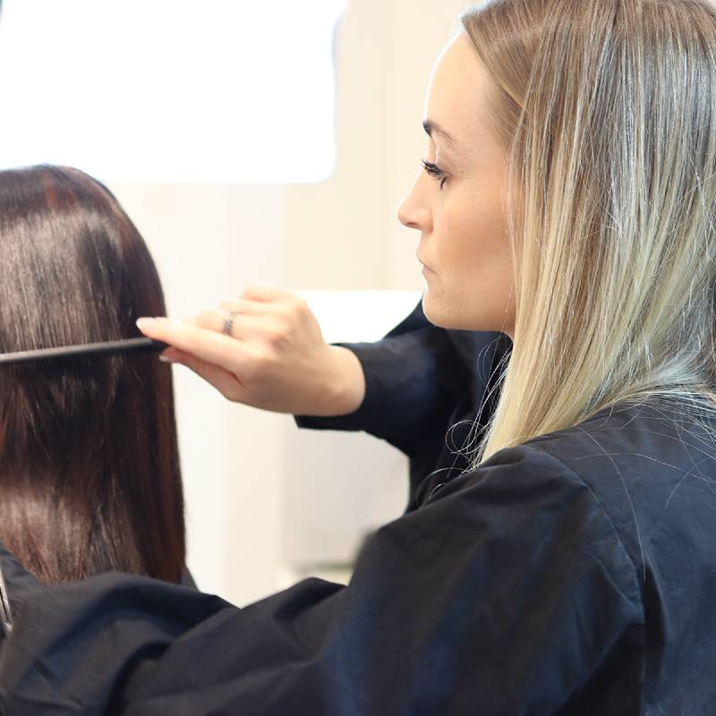 Stine frisør i Odense